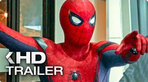 SPIDER-MAN Homecoming Trailer 3 (2017)