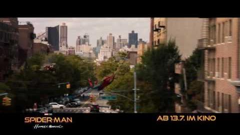 """SPIDER-MAN HOMECOMING - Super Hero Life 15"""" - Ab 13.7.2017 im Kino!"""