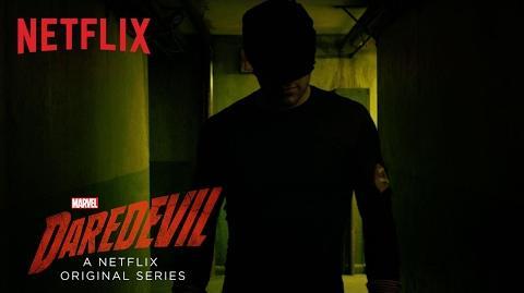 Marvel's Daredevil Teaser Trailer Preview HD Netflix