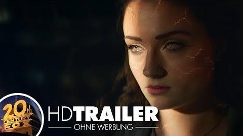X-Men Dark Phoenix Offizieller Trailer 1 Deutsch HD German (2019)