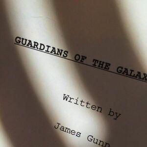 Guardians of the Galaxy 2 Erste Drehbuchseite.jpg
