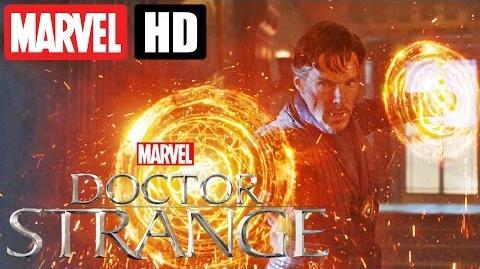 Marvel's Doctor Strange - Filmclip Sanctum Battle Marvel HD