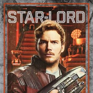 Guardians of the Galaxy Vol.2 Charakterposter Star-Lord.jpg