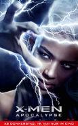 X-Men Apocalypse - Storm deutsches Charakterposter