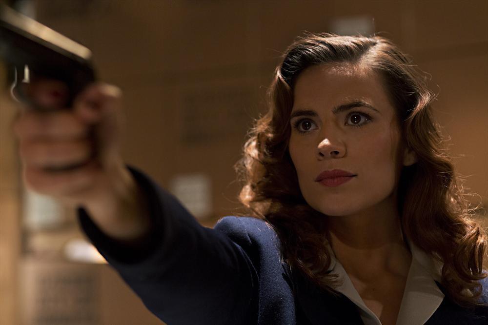 Das ist nicht das Ende (Marvel's Agent Carter)