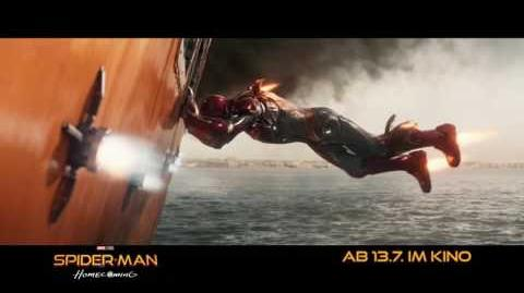 "SPIDER-MAN HOMECOMING - Mission 30"" - Ab 13.7.2017 im Kino!"