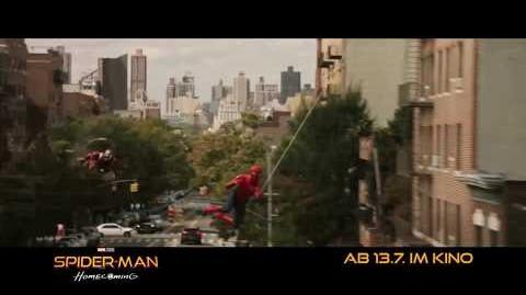 """SPIDER-MAN HOMECOMING - Super Fun Hero 10"""" - Ab 13.7.2017 im Kino!"""