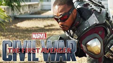 The First Avenger Civil War – Wie geprobt – Ab 28. April im Kino Marvel HD
