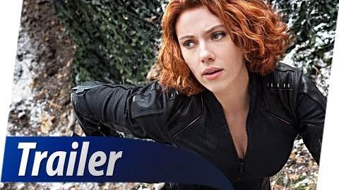 AVENGERS 2 AGE OF ULTRON Extended Trailer Deutsch German (HD)