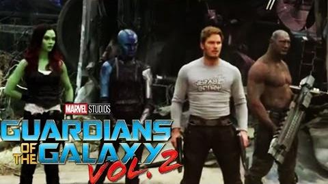 GUARDIANS OF THE GALAXY VOL. 2 – Featurette Reunited Marvel HD