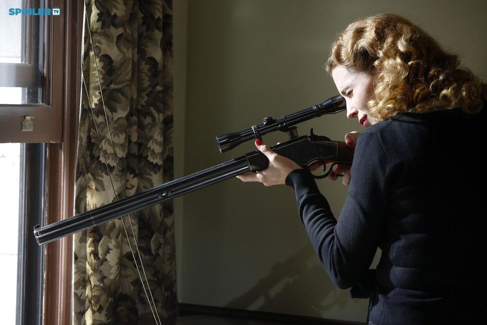 Auf der Flucht (Marvel's Agent Carter)
