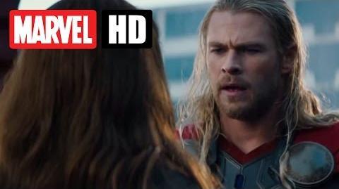 THOR THE DARK KINGDOM - Filmclip - Wo warst Du - Marvel-0
