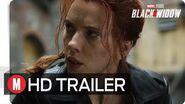 BLACK WIDOW – Offizieller Trailer (deutsch german) Marvel HD