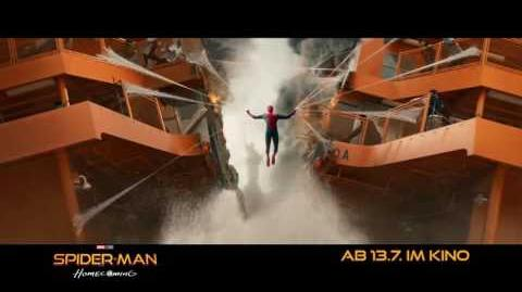 "SPIDER-MAN HOMECOMING - Power 20"" - Ab 13.7.2017 im Kino!"