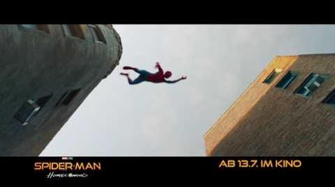 "SPIDER-MAN HOMECOMING - New Shield Place 15"" - Ab 13.7.2017 im Kino!"