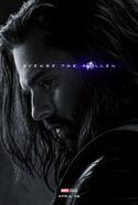 Avengers - Endgame - Winter Soldier Poster