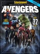 Avengers - Endgame Entertainment Weekly Ultimate Guide Cover