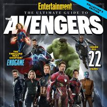 Avengers - Endgame Entertainment Weekly Ultimate Guide Cover.jpg
