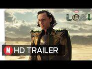 Mid-Season Sneak Peek - Marvel Studios Loki - Disney+