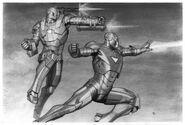 Iron Man 2 Konzeptfoto 7