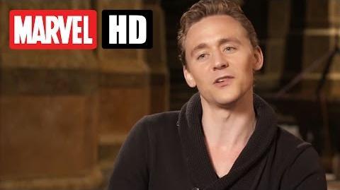 THOR THE DARK KINGDOM - Loki kehrt zurück - Marvel