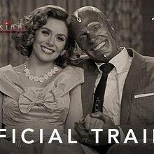 WandaVision Official Trailer Disney