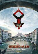 Spider-Man - Far From Home deutsches Teaserposter 4