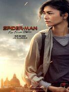 Spider-Man - Far From Home deutsches Charakterposter Michelle Jones