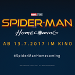 Spider- Man Homecoming Deutsches Brazil Comic Con Logo.png