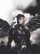 X-Men Apocalypse - Angel Horsemanposter