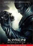 X-Men Apocalypse deutsches Kinoposter