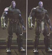 Avengers - Infinity War Konzeptart 15
