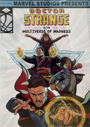 Doctor Strange in the Multiverse of Madness Promoposter