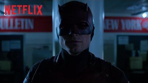 Marvel's Daredevil Staffel 3 Offizieller Trailer HD Netflix