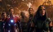 Avengers - Infinity War Empire Weekly Filmbild 1