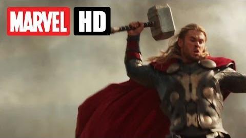 THOR THE DARK KINGDOM - Filmclip - Ich hatte alles unter Kontrolle - Marvel