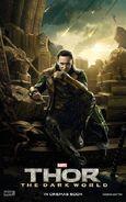 Charakterposter 2 Loki - Thor The Dark World