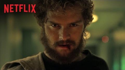Marvel's Iron Fist – SDCC – Erste Vorschau – Netflix HD