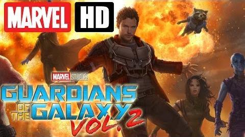 GUARDIANS OF THE GALAXY VOL. 2 - Erste offizielle Sneak Peek Marvel HD