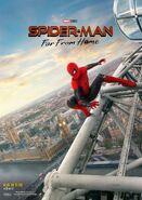 Spider-Man - Far From Home deutsches Teaserposter 2