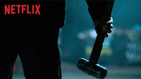 Marvel's The Punisher Zerstörung HD Netflix