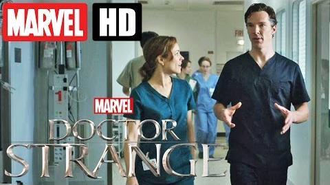 Marvel's Doctor Strange - Filmclip Das Strange-Prinzip Marvel HD