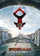 Spider-Man - Far From Home Teaserposter 4