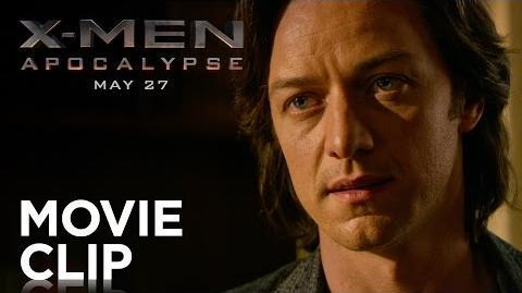 "X-Men Apocalypse ""Welcome Home Raven"" Clip HD 20th Century FOX"
