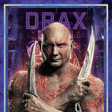 Guardians of the Galaxy Vol.2 deutsches Charakterposter Drax.jpg