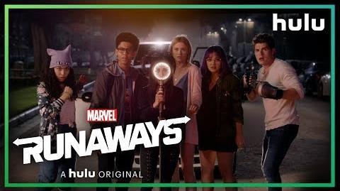 Marvel's Runaways Trailer