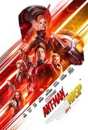 Ant-Man and the Wasp Kinoposter