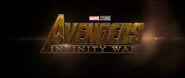 Avengers Infinity War Filmlogo II