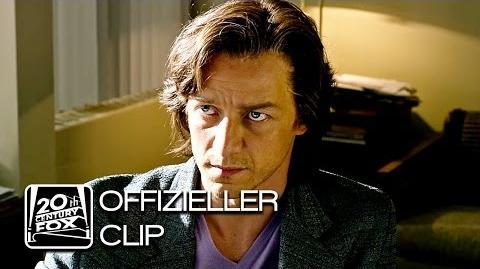 X-Men Apocalypse Moiras Büro Clip Deutsch HD German (Bryan Singer)