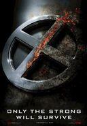 X-Men Apokalpyse Teaserposter
